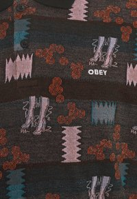 Obey Clothing - EDDY  - Polo shirt - black multi - 2