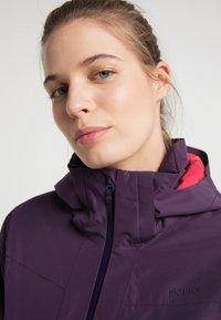 PYUA - ELATION - Outdoor jacket - shadow purple - 3