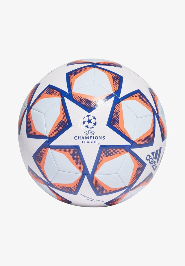 UCL FINALE 20 TEXTURE TRAINING FOOTBALL - Bollar - white