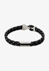 Diesel - STACKABLES - Bracelet - black - 1