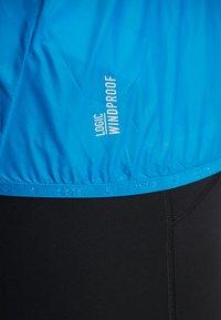 ODLO - JACKET ZEROWEIGHT - Chaqueta de deporte - mykonos blue - 5