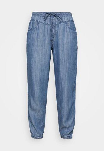 Trousers - blue medium