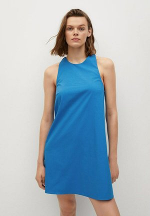 VITA - Korte jurk - blau