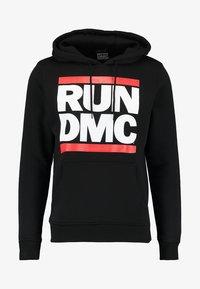 RUN DMC - Hoodie - black