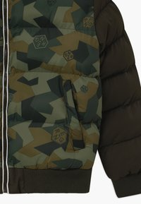 Re-Gen - Zimní bunda - kaki - 4