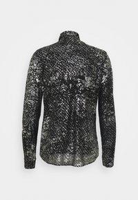Twisted Tailor - KROLL SHIRT - Koszula - black - 1
