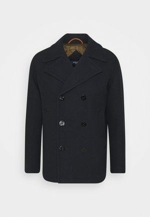 JPRBLUNAVY PEACOAT - Mantel - dark navy