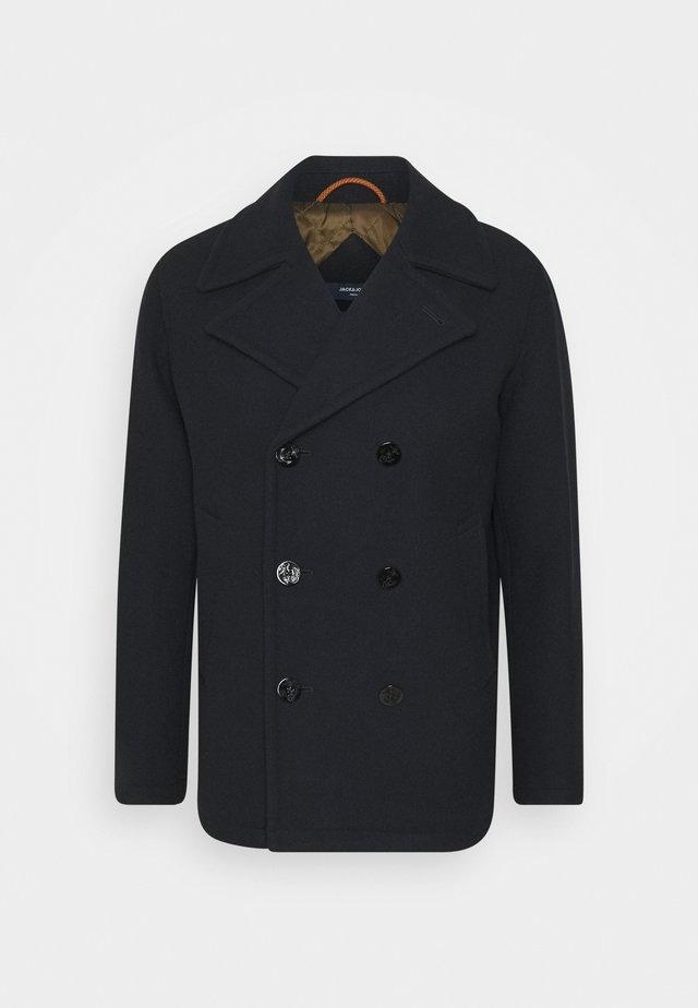 JPRBLUNAVY PEACOAT - Cappotto classico - dark navy