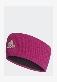adidas Performance - GRAPHIC HEADBAND - Ohrenwärmer - purple - 1