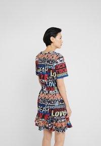 Love Moschino - Korte jurk - multi-coloured - 2