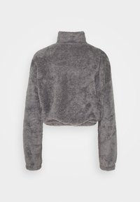 Nly by Nelly - FLUFFY - Fleece jumper - gray - 1