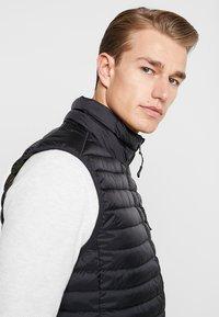 Esprit - Waistcoat - black - 3