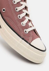 Converse - CHUCK TAYLOR ALL STAR 70 UNISEX - Trainers - saddle/egret/black - 5