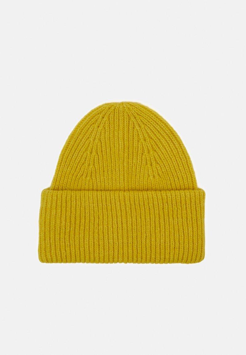 Even&Odd - Bonnet - yellow