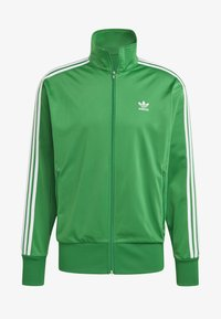 adidas Originals - FIREBIRD ADICOLOR PRIMEBLUE ORIGINALS - Training jacket - green - 6