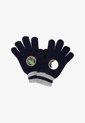Rękawiczki pięciopalcowe - navy