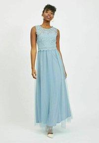 Vila - VILYNNEA - Occasion wear - ashley blue - 1