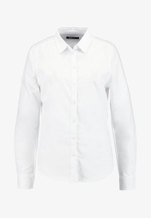 JESSIE - Button-down blouse - white
