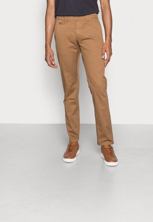 CHINO SLIM FIT - Chino - toasted coconut