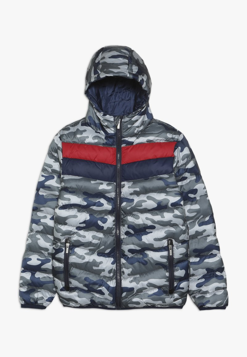 Blue Seven - ANORAK KAPUZE - Light jacket - grau
