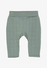 Cotton On - RORY TRACKPANT BABY - Tygbyxor - stormy sea - 2