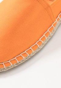 Even&Odd - 2 PACK  - Alpargatas - beige/orange - 8