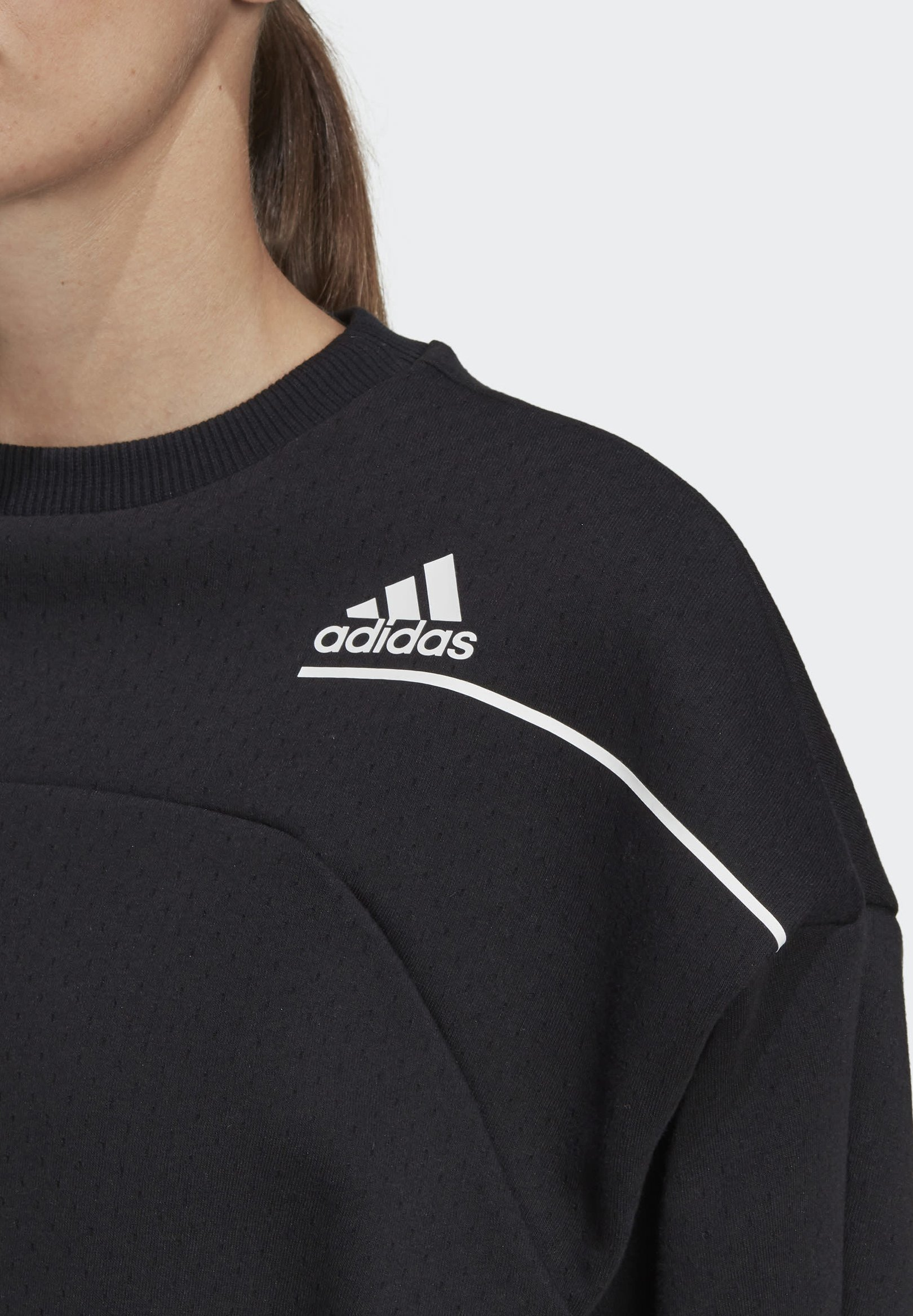 adidas Performance Sweatshirt - black CZTlL