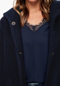Triangle - Classic coat - navy - 6