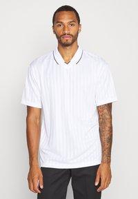 Topman - Print T-shirt - white - 0