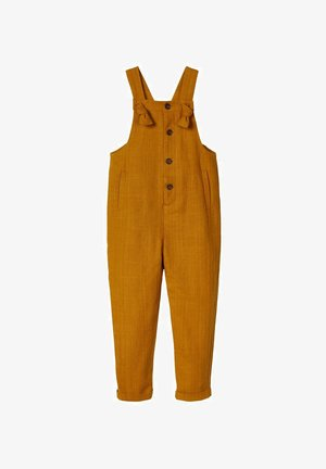 Overall / Jumpsuit /Buksedragter - cumin