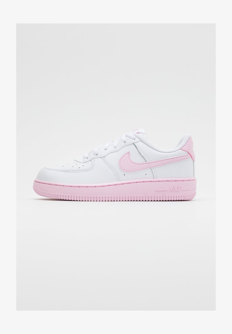 Nike Sportswear - AIR FORCE 1 BRICK - Sneakers basse - white/pink