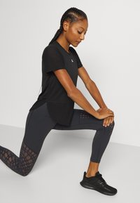 adidas Performance - POWER 7/8 - Leggings - black - 3