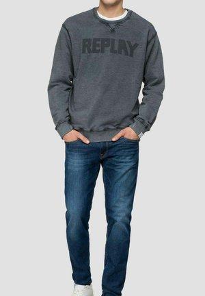 Sweatshirt - ashgrey