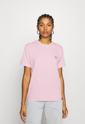 STOCKDALE - Print T-shirt - light pink