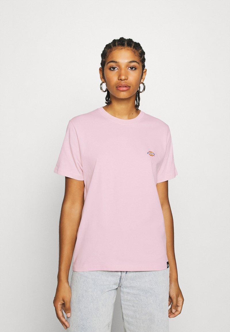 Dickies - STOCKDALE - Camiseta estampada - light pink