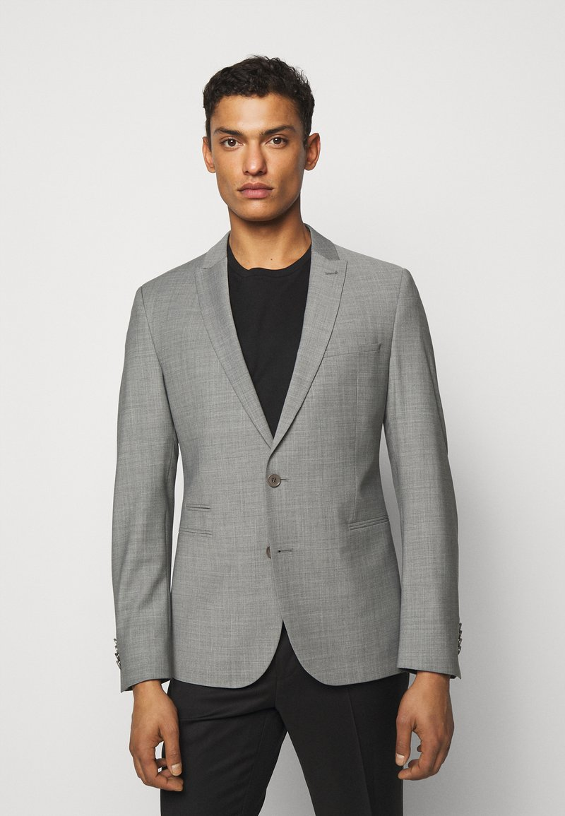 DRYKORN - IRVING - Suit jacket - light grey