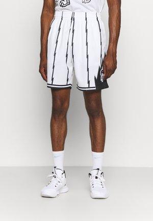 NBA TORONTO RAPTORS SWINGMAN SHORTS - Squadra - white