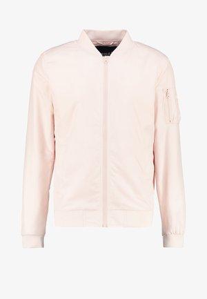 Bomberjakke - light pink