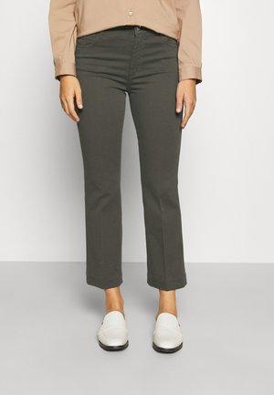 ROSSANA - Straight leg jeans - fango
