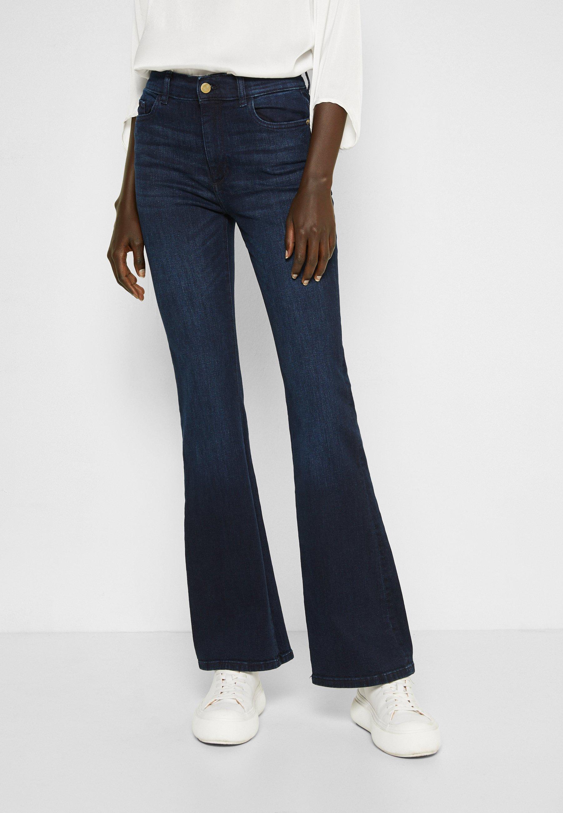 Femme BRIDGET HIGH RISE INSTASCULPT - Jean bootcut
