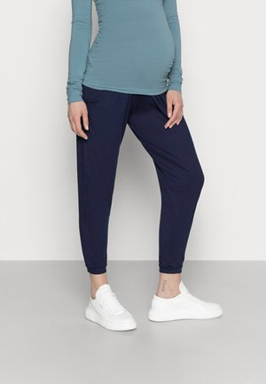 OVER BUMP JOGGER - Joggebukse - navy