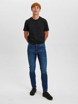 JONES DK. - Jeans slim fit - blue denim