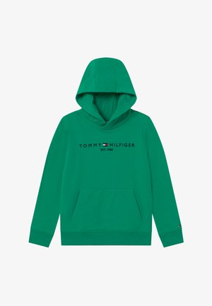 ESSENTIAL HOODIE - Jersey con capucha - green