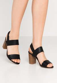 Call it Spring - RIGIDAE - Sandalias - other black - 0
