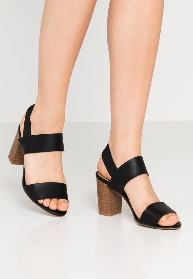 RIGIDAE - Sandals - other black
