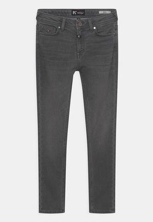 JEGO - Slim fit jeans - grey denim