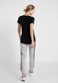 Cotton On Body - MATERNITY GYM TEE - Basic T-shirt - black - 2