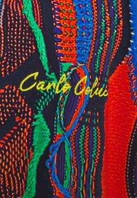 Carlo Colucci - Triko spotiskem - multicolor - 2