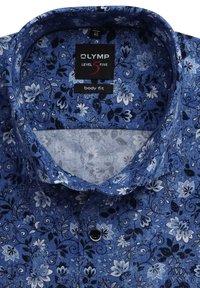 OLYMP - Shirt - dunkelblau - 2