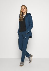 The North Face - WOMENS QUEST PANT - Broek - blue wing teal - 1